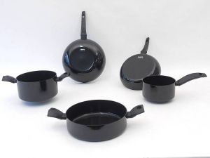 Series 100% CERAMIC /black ceramic, black/