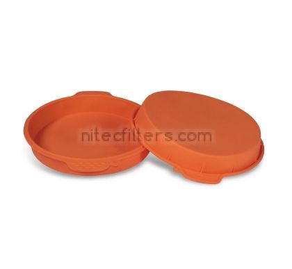 Silicone mould ROUND PAN, code S06