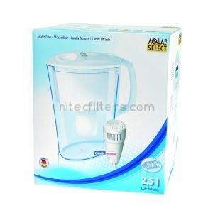 Water jug AQUASELECT - SEAL Classic, code V16