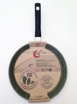 Aluminium frypan NATURA INDUCTION, diameter 25 cm., code D464