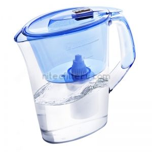 Water filtering pitcher STYLE  blue , code V323