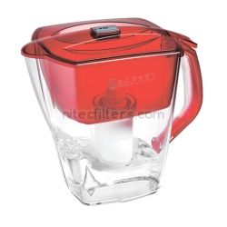 Water filtering pitcher GRAND NEO  red , code V354