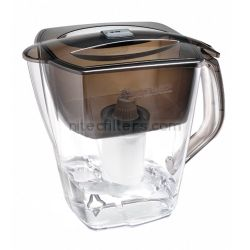 Water filtering pitcher GRAND NEO  black , code V355