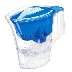 Water filtering pitcher PREMIA  light  blue , code V333