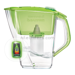 Water filtering pitcher PRIME OPTILIGHT , code V356
