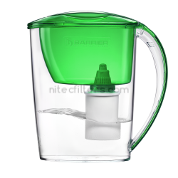 Water filtering pitcher NIKA  green , code V317