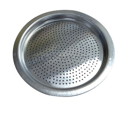 Filter-strainer for coffee-makers, code K37
