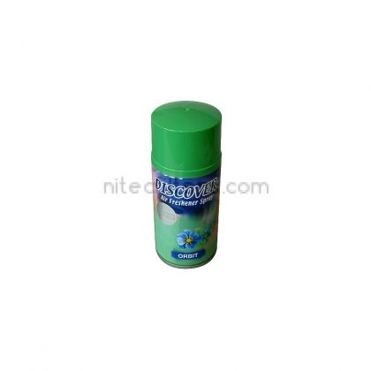 Air freshener spray DISCOVER 320 ml, code M34