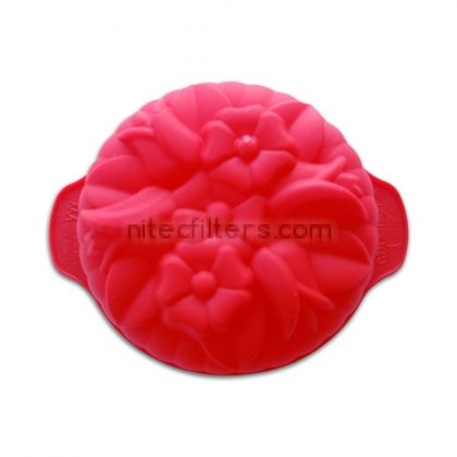 Silicone mould  BOUQUET - 2pcs., code S37