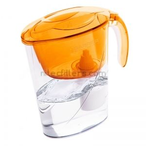 Water filtering pitcher ЕCO  orange , code V311