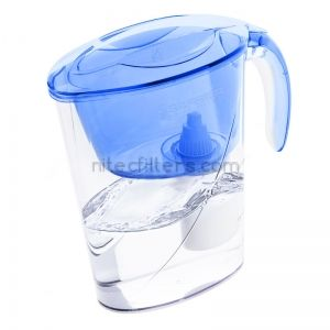 Water filtering pitcher ЕCO  blue , code V312