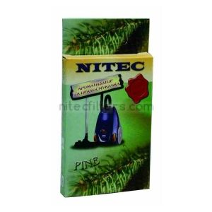 Air freshener for vacuum cleaners NITEC, code M44