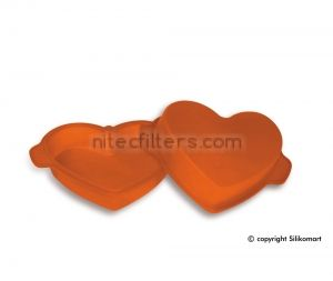 Silicone mould HEART, code S05