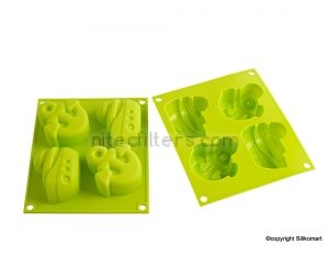 Silicone mould HAPPY SUMMER, code S155