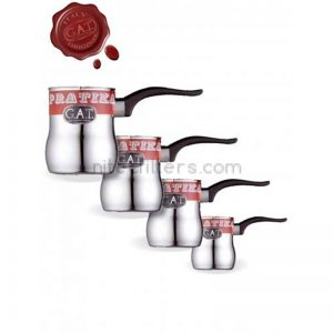 Coffe-pot INOX  1.00l., code K944