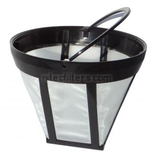 Permanent coffee filter size 4  [plastic mesh], code K11