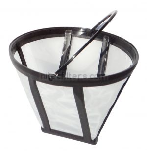 Permanent coffee filter size 4-  [plastic mesh], code K13