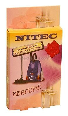 Air freshener for vacuum cleaners NITEC, code M41