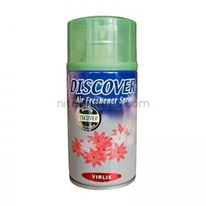 Air freshener spray DISCOVER 320 ml, code M22