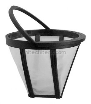 Permanent coffee filter size 2  [plastic mesh], code K10