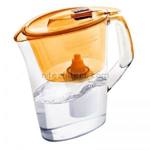 Water filtering pitcher STYLE  green , code V321