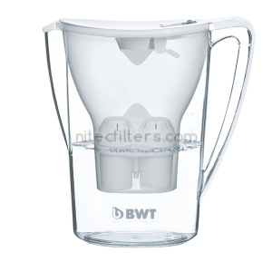 Water filtering pitcher BWT PЕNGUIN, White colour - code V701