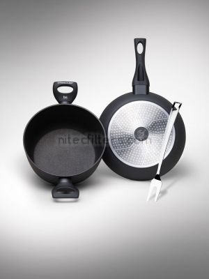 WOK тиган VIRTUS INDUCTION, диаметър 28 см., код Д743