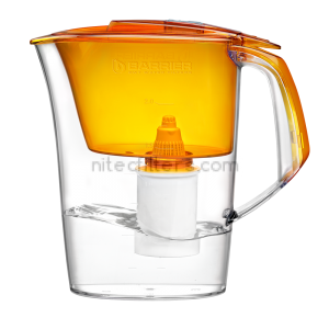 Water filtering pitcher STYLE  orange , code V322