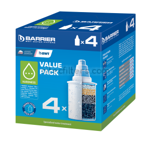 Replacement cartridges Hardness  4 Pack , code V552