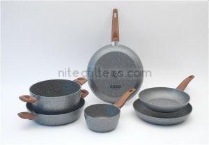 WOK frypan  MINERALIA ECO INDUCTION diameter 28 cm., code D432