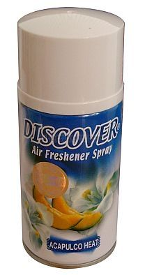 Air freshener spray DISCOVER 320 ml, code M20