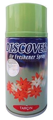 Air freshener spray DISCOVER 320 ml, code M23