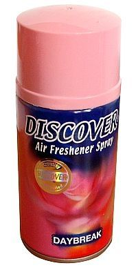Air freshener spray DISCOVER 320 ml, code M33