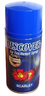 Air freshener spray DISCOVER 320 ml, code M39